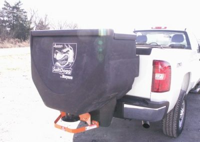 8.Salt Dogg Tailgate Spreader
