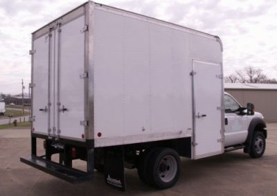 28.12' Custom Van Body