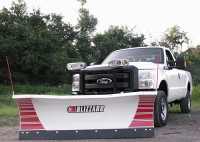 12.Blizzard Snow Plow