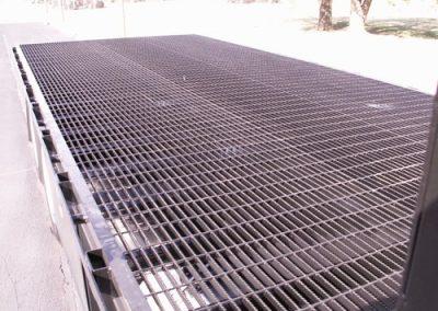 5. Bar Grate Platform