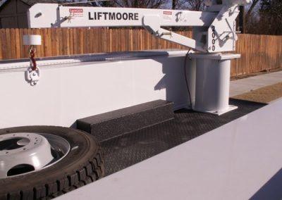 7.2000lb Crane Pedestal