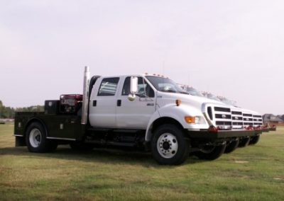 "21.11'4"" CM Model SK Customized Haul Truck"