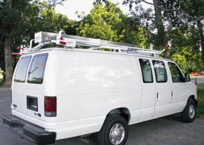 33.Weatherguard Van Equipment