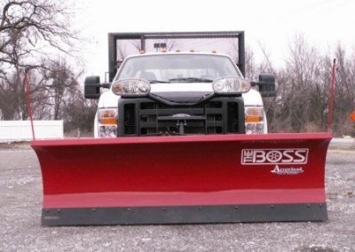 14.8' Boss Snow Plow