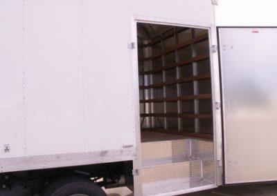 27.Side Entry Door on Van Body