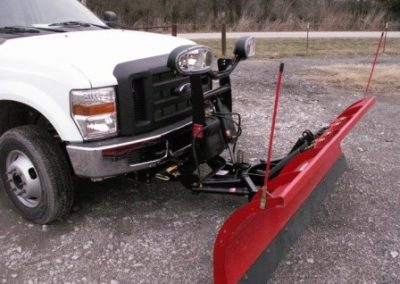 13.8' Boss Snow Plow