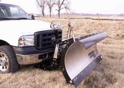 4.Snow Dogg Plow