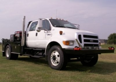 "19.11' 4"" CM Model SK Customized Haul Truck With Honda Generator"