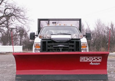 11.Boss Snow Plow