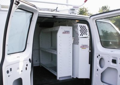34.Weatherguard Van Equipment