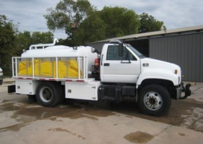42.Custom Fire Tank Truck