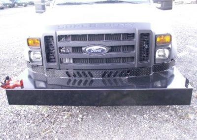 69.Custom front bumper