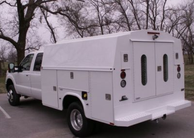 "20. Knapheide KC Body With 51"" Interior Height"