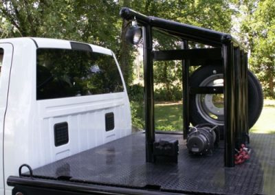 16.Open Front Deck For Welder