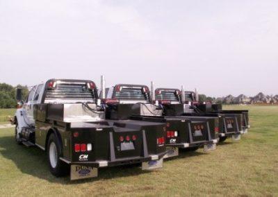 "20.11'4"" CM Model SK Customized Haul Truck With ATTA Tanks"