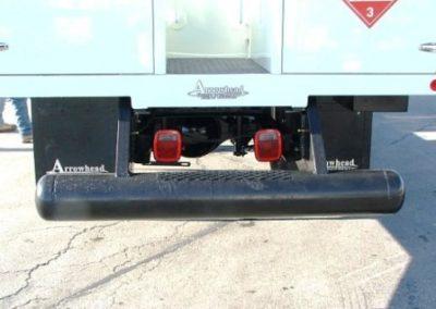 67.Custom Bumper for Tank Truck